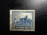 sellos de Europa - Alemania -  Deutsches Reich Nothilfe Marienwerder
