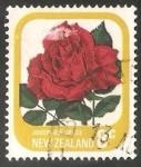 Stamps New Zealand -  josephine bruce