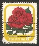 Sellos de Oceania - Nueva Zelanda -  josephine bruce