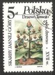 Sellos de Europa - Polonia -  árbol de Jesé