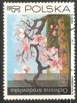 Stamps Poland -  Proteccion del medio ambiente