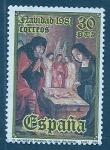 Sellos de Europa - España -  navidad  1981