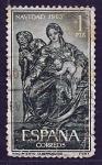 Sellos de Europa - España -    Navidad   1963