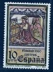 Sellos de Europa - España -    Navidad   1980