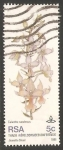 Stamps South Africa -  Orquidea