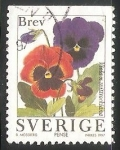Stamps Sweden -   Pensamientos