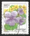 Stamps Sweden -  FLORES DE MARISMA