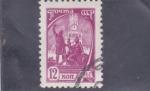 Stamps Russia -  ESTATUAS