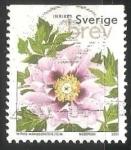 Sellos de Europa - Suecia -  Peonía Árbol