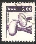 Sellos de America - Brasil -  Cebolla blanca