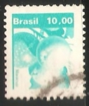 Sellos de America - Brasil -  Maracujá