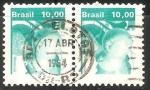 Stamps Brazil -  Maracujá