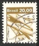 Stamps Brazil -  Caña de azucar