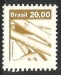 Sellos de America - Brasil -  Caña de azucar