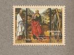 Stamps Portugal -  Pintura Sacra, Madeira