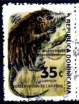 Sellos de America - Rep Dominicana -  REP DOMINICANA_SCOTT 915.02 SELENODONTE. $0,55
