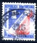 Stamps : America : Dominican_Republic :  REP DOMINICANA_SCOTT RA53.03 PROESCUELA POSTAL Y TELEGRAFICA. $0,20