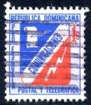 Stamps : America : Dominican_Republic :  REP DOMINICANA_SCOTT RA53.04 PROESCUELA POSTAL Y TELEGRAFICA. $0,20