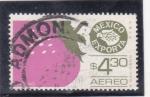 Stamps Mexico -  MEXICO EXPORTA-FRESAS