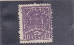 Stamps Mexico -  CRUZ DE PALENQUE