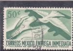 Stamps : America : Mexico :  ENTREGA INMEDIATA