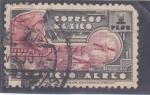 Stamps Mexico -  SERVICIO AEREO