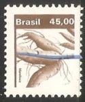Sellos de America - Brasil -  Mandioca
