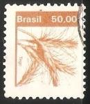 Sellos de America - Brasil -  Trigo