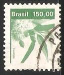 Sellos de America - Brasil -  Eucalipto