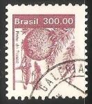 Stamps Brazil -  Piña de Parana