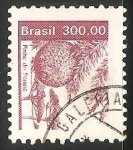 Sellos del Mundo : America : Brasil : Piña de Parana
