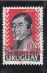 Sellos de America - Uruguay -  GENERAL FRUCTUOSO RIVERA
