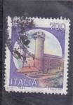 Sellos de Europa - Italia -  CASTILLO