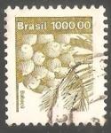 Sellos de America - Brasil -  Babacu