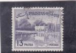 Sellos de Asia - Pakistán -  jardines de Shalimar en Lahure