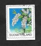 Sellos de Europa - Finlandia -  1345 - Flor