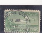 Stamps Cuba -  AVIÓN BIMOTOR