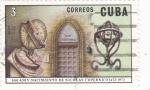 Sellos de America - Cuba -  500 ANIVERSARIO NACIMIENTO NICOLAS COPERNICO