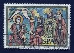Stamps Spain -  Navidad   1977