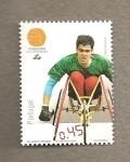 Sellos de Europa - Portugal -  Juegos paralímpicos Atenas 2004