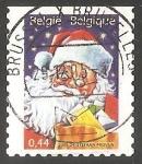 Sellos de Europa - Bélgica -  Papa Noel