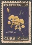 Sellos del Mundo : America : Cuba : Navidad 1958-1959