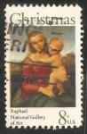 Sellos de America - Estados Unidos -  Raphael