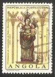 Sellos de Africa - Angola -  Nta. Sra de la Esperanza