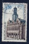 Stamps France -  Ayuntamiento de San Quentin