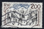 Stamps : Europe : France :  La Sardana