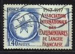Sellos de Europa - Francia -  Asociacionde Parlamentarios