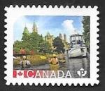 Sellos de America - Canadá -  Paisaje