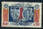 Stamps France -  Proteccion Civil