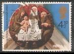 Sellos de Europa - Reino Unido -  Navidad